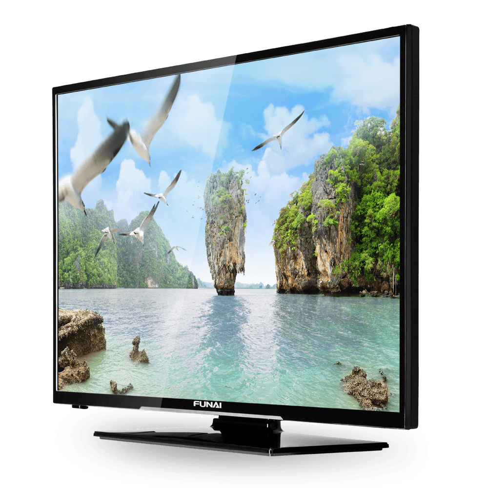 funai eco led tv