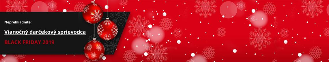 Tipy na darčeky - darčekový sprievodca, vianoce 2019