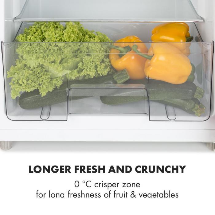 Klarstein Audrey - udržiavanie čerstvého ovocia a zeleniny