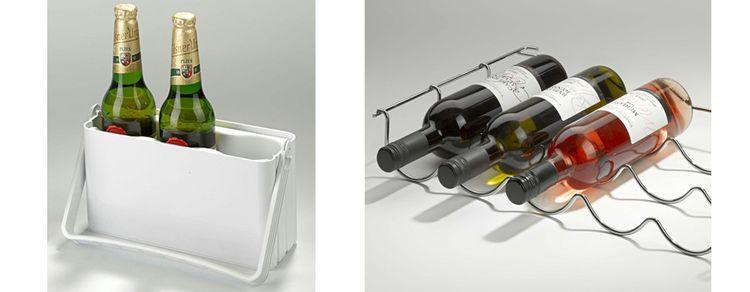 Concept LKR 7360cr odkladací priestor na fľaše