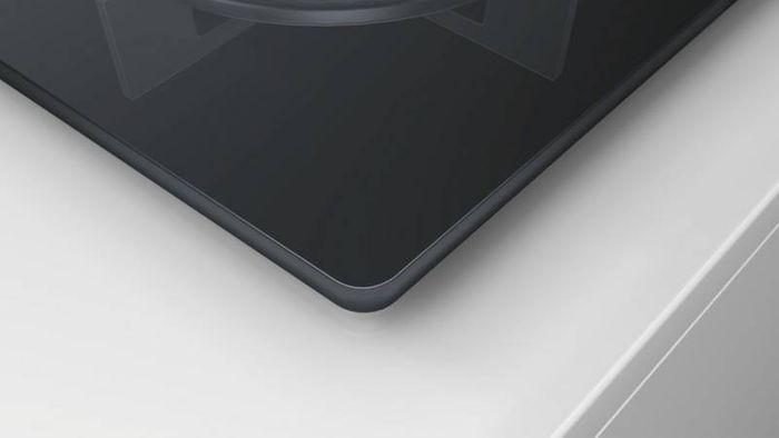 Bosch POH6B6B10 plynová varná doska z čierneho skla