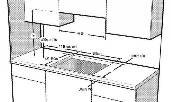 Beko HILG 64220 S zabudovanie do kuchynskej linky