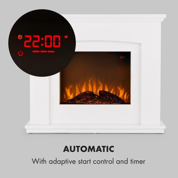 Klarstein Aosta Light & Fire časovač