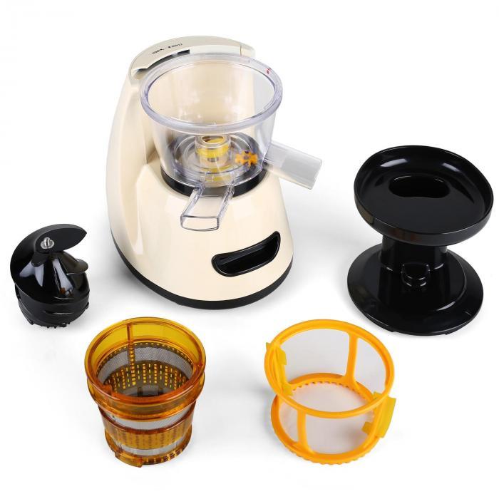 Klarstein Fruitpresso príslušenstvo