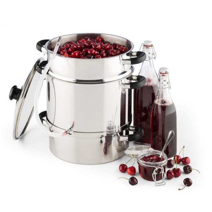 Klarstein Applebee príprava ovocných štiav