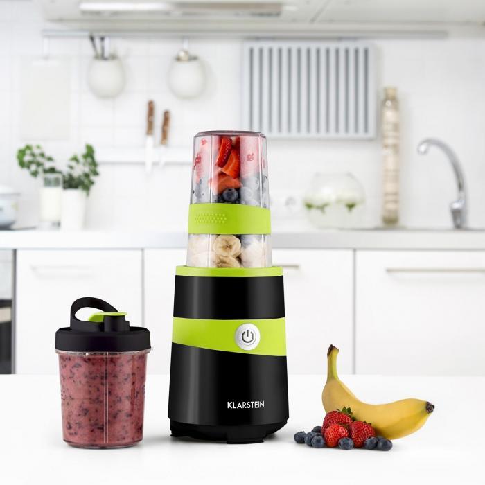 Používanie smoothie mixéra Klarstein Vitalic