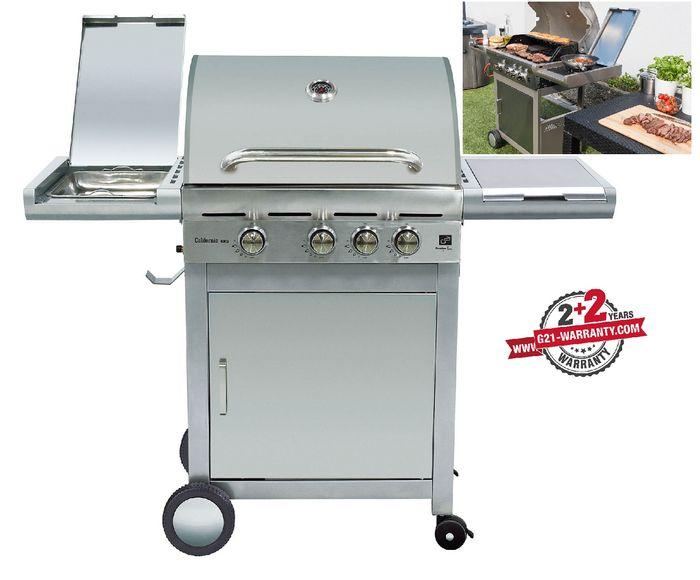 Záhradný plynový gril G21 California BBQ Premium line