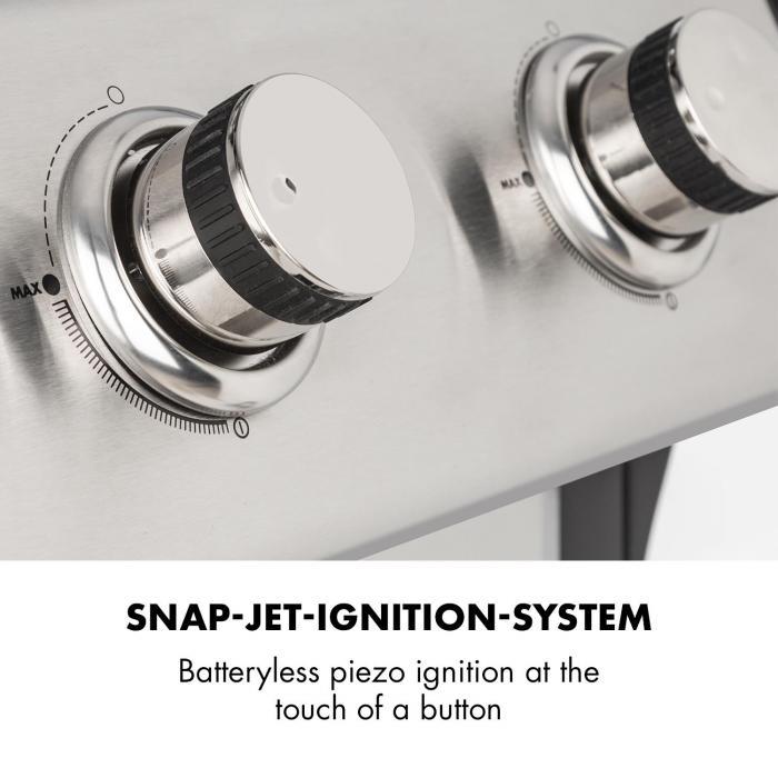 Snap-Jet systém