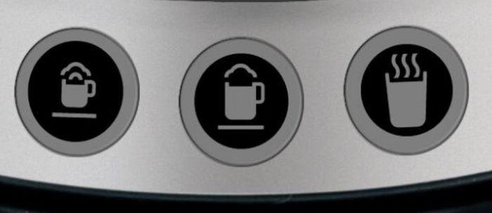 3 automatické programy napeňovača Krups XL20004E