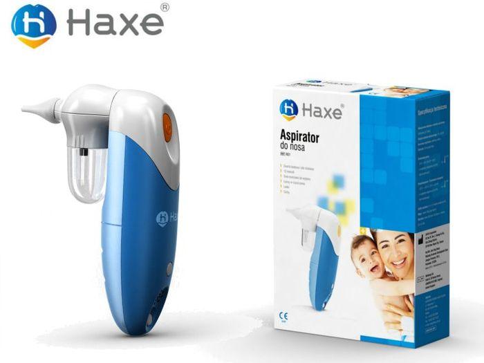 Odsávačka hlienov na batérie Haxe NS 1