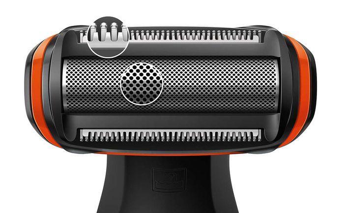 Planžetová hlavica elektrického holiaceho strojčeka Philips Series 3000 BG2024/15