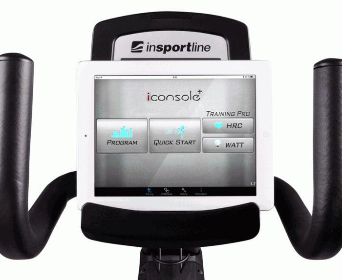 Držiak na tablet na rotopede inSPORTline inCondi R600i