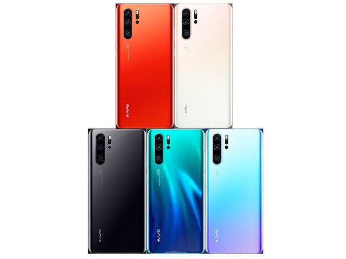 Fotomobil Huawei P30 Pro 8GB/256GB v 5 farebných prevedeniach