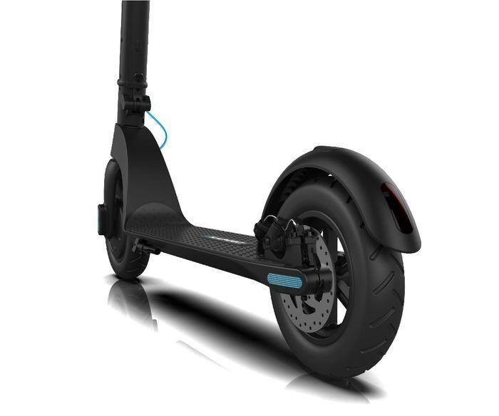 Gumové kolesá elektrickej kolobežky Blaupunkt ESC808