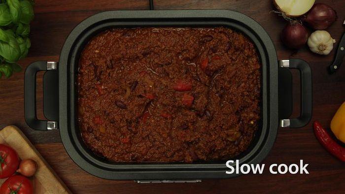 Pomalé varenie v multifunkčnom hrnci Bionaire CrockPot CSC024X