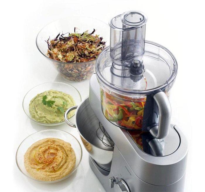 Food processor Kenwood KAH 647 PL na prípravu šalátov a dipov