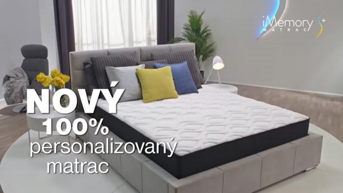 Dormeo iMemory S Plus personalizovaný matrac