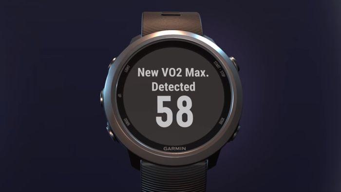 Garmin Forerunner 645 VO2Max