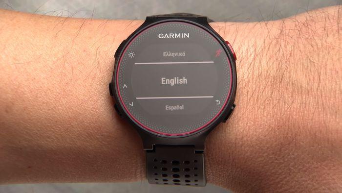 Športové hodinky Garmin Forerunner 235 Optic