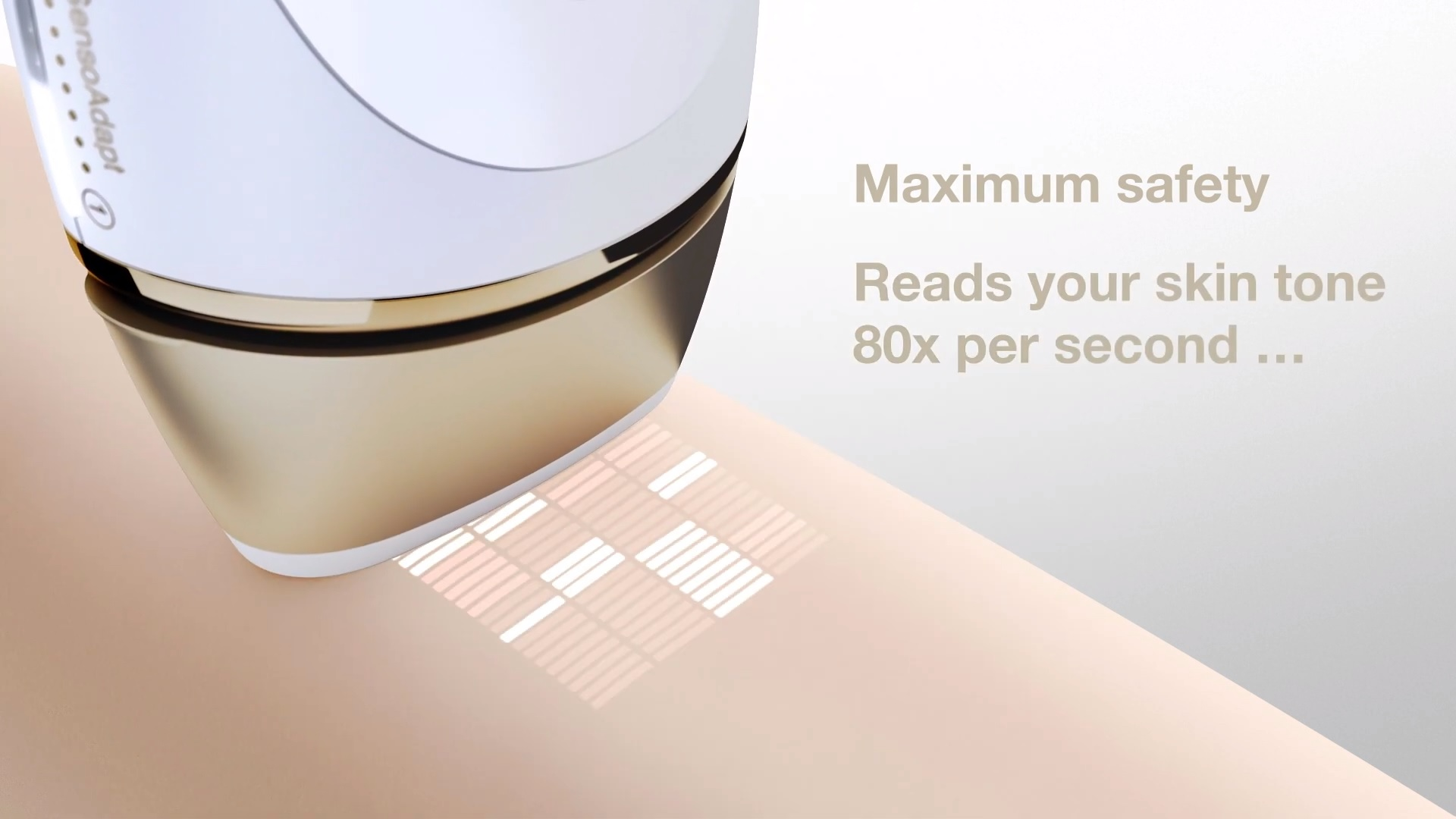 Bezpečné použitie epilátora Braun Silk-expert Pro 5 PL5014 IPL