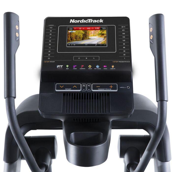 Počítač eliptického trenažéra NordicTrack FreeStride Trainer FS7i