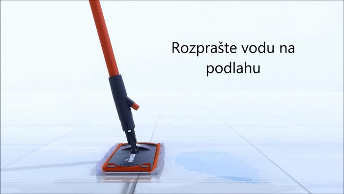 Rozpračovač mopu Vileda 1.2. Spray mop