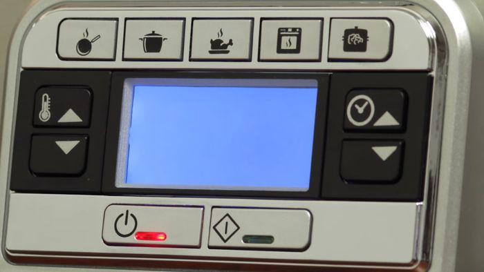 Ovládací panel pomalého hrnca Bionaire CrockPot CSC024X