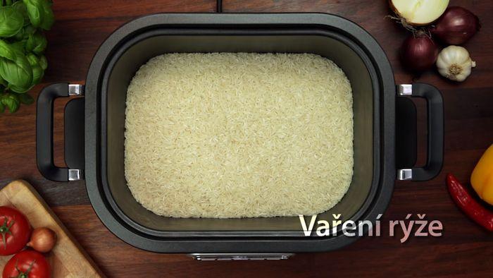 Bionaire CrockPot CSC024X varenie ryže
