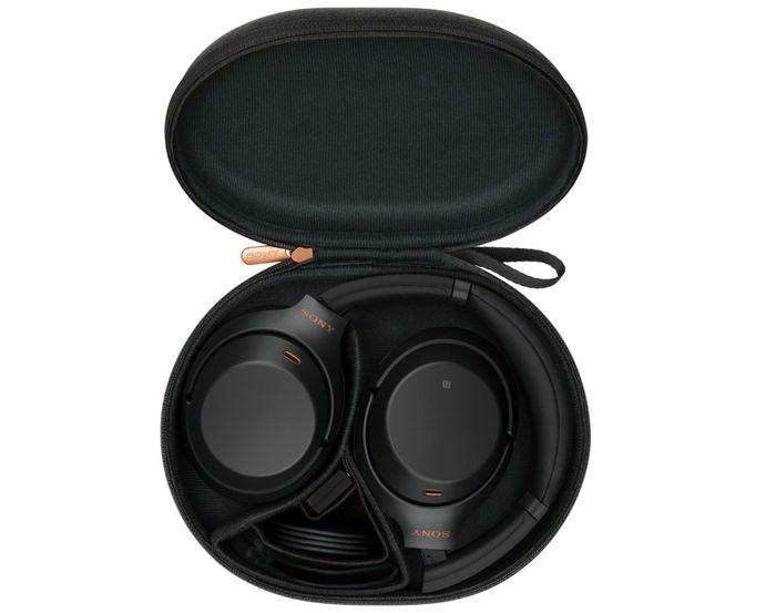 Puzdro bezdrôtových slúchadiel Sony WH-1000XM3