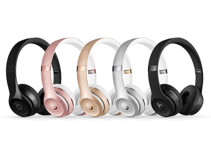 Beats by Dr. Dre Solo3 Wireless farebné varianty bezdrôtových slúchadiel