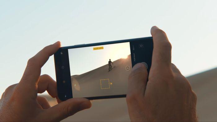 Kamerovanie s telefónom iPhone XS