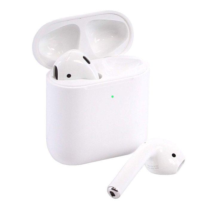 Bezdrôtové slúchadlá do uší Apple AirPods recenzia
