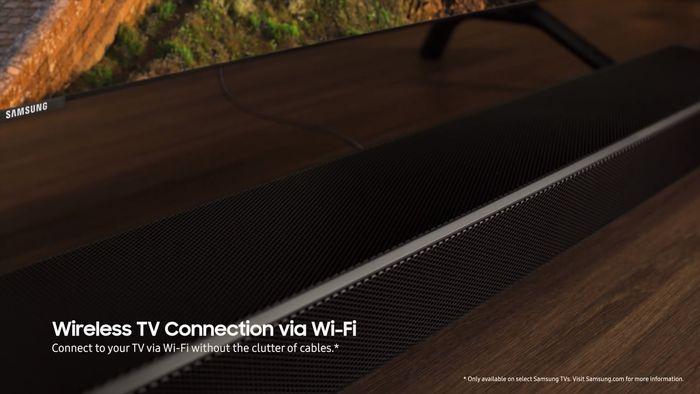 Samsung HW-Q70R WiFi pripojenie