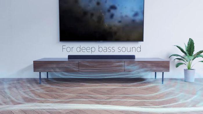Sony HT-X8500 šírenie zvuku