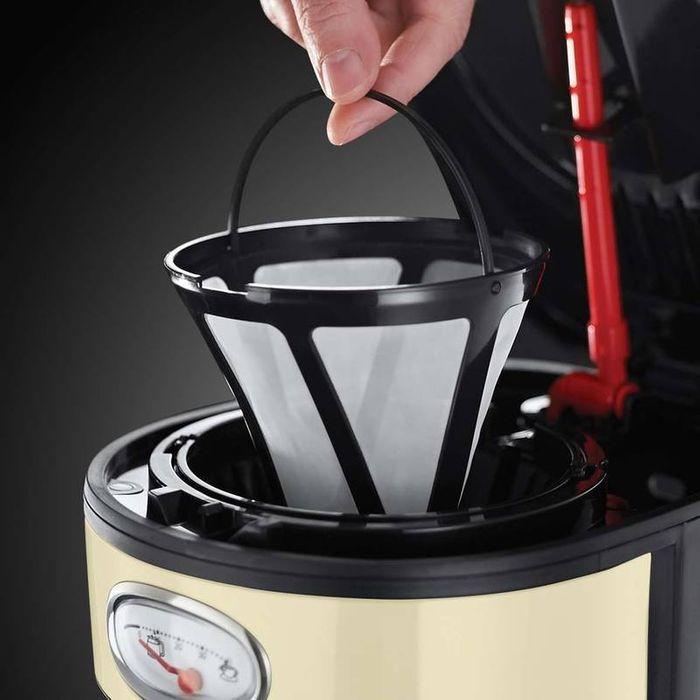 Filter prekvapkávacieho kávovaru Russell Hobbs 21702