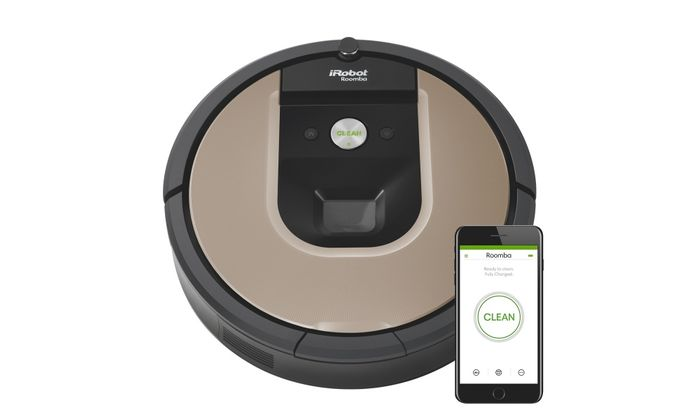 iRobot Roomba 966 na diaľkové ovládanie