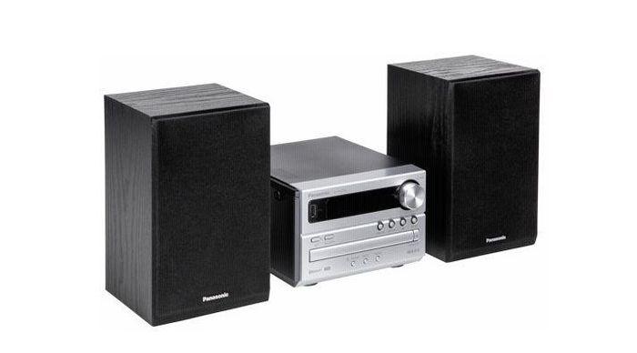 Mikro Hi-Fi systém Panasonic SC-PM250EC recenzia