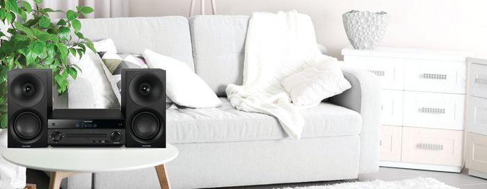Hi-Fi systém Blaupunkt MS30BT recenzia