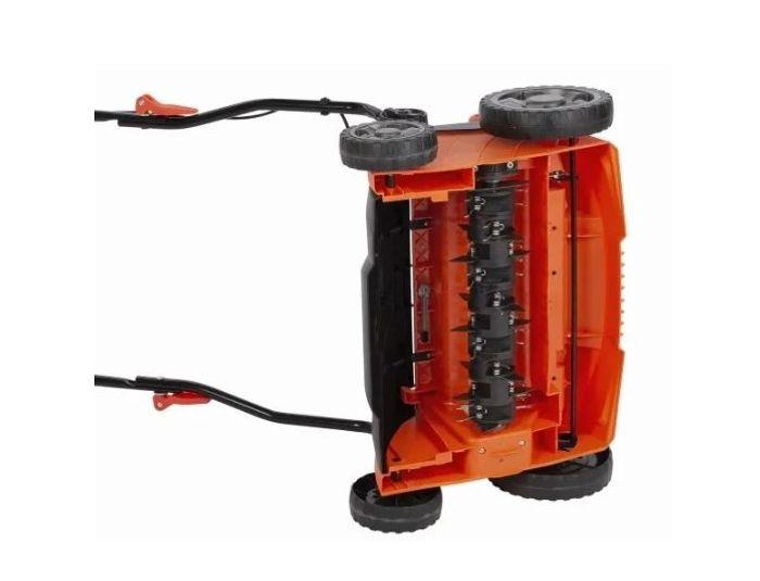 Akumulátorový vertikutátor PowerPlus POWDPG8020 Aku 40 VDual Power