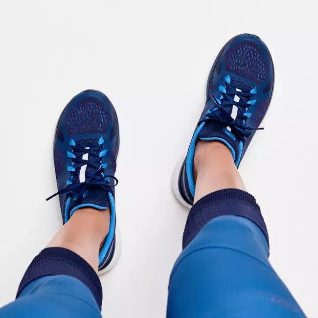 Dámske bežecké tenisky Kalenji Run Support Control