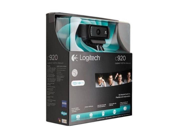 Balenie webkamery Logitech C920 HD Pro Webcam