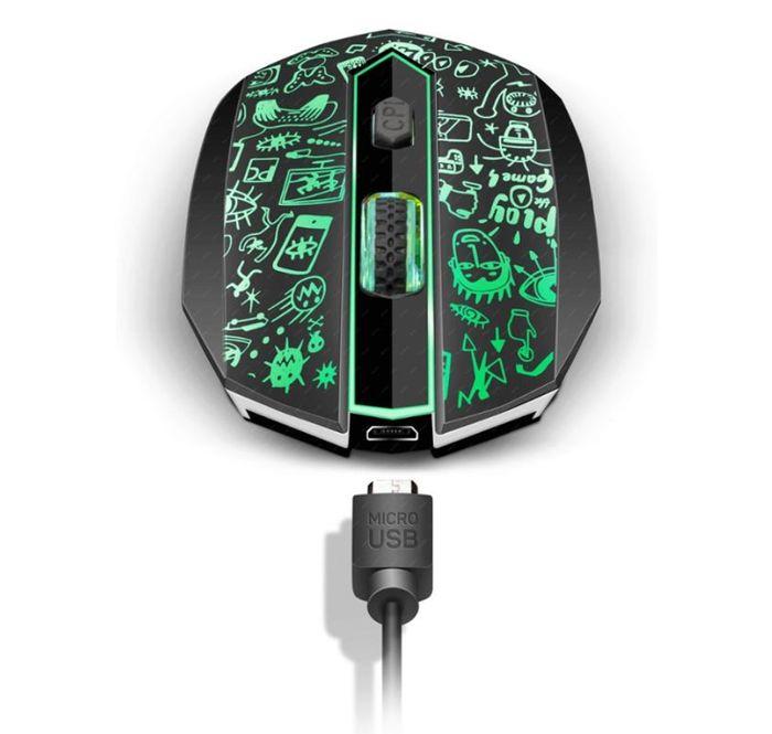Connect IT Doodle 2 USB nabíjanie
