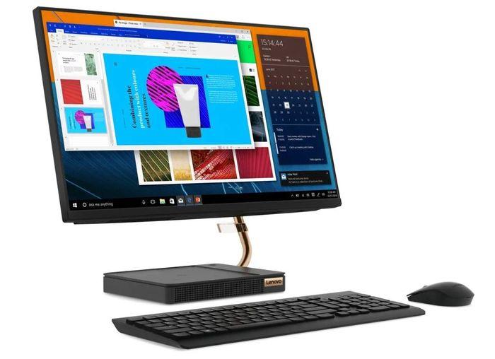 Stolný počítač Lenovo IdeaCentreA540 recenzia