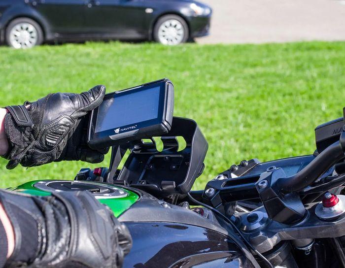 Navitel G550 GPS navigácia na motorku