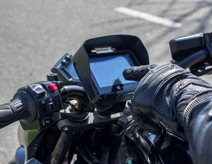 GPS navigácia Navitel G550 s dotykovým displejom
