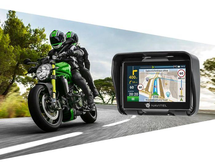 GPS navigácia Navitel G550 recenzia