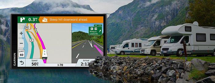GPS navigácia do auta Garmin Drive 61S Lifetime Europe 45