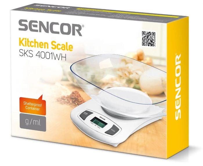 Sencor SKS 4001 balenie