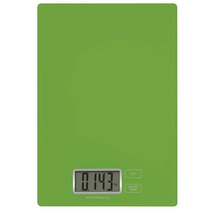 Kuchanská váha Emos EV003 v zelenej farbe