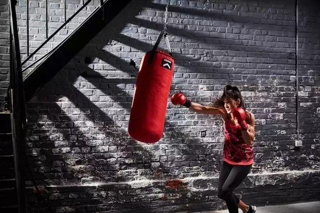 Boxovacie vrece Outshock 850 recenzia